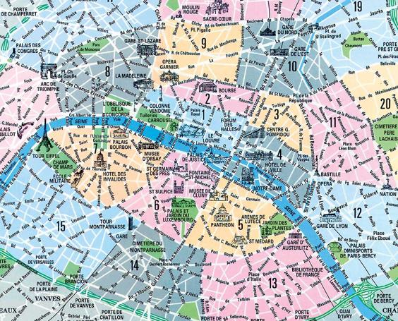 Trovare un hotel economico a parigi viaggi a parigi for Decorazione provinciale francese con un budget